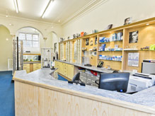 Allport Opticians Shop