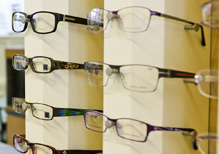 Allport Opticians Range